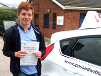 Lee Emmerson passed with Alan